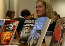 Simone Drinkwater, from Casemate, with examples of publications