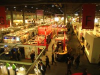 Bookfair Halls