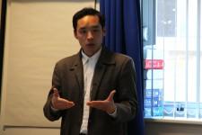 Dr Qidang Yun, Loughborough University