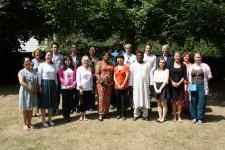 Delegates and some tutors