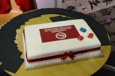 The celebration cake