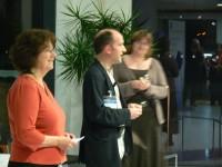 Sheila Lambie, Joss Saunders, Sharon Cooper
