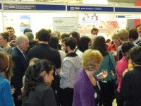 Party at the OICPS Stand