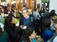 Steve Ball at the LBF Reception