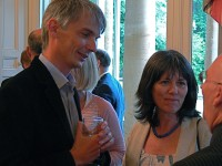 Angus Phillips and Ann Nursey