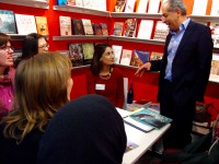 Students Meeting with Dr. Samuel Fanous of Bodleian Library Publishing