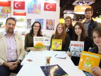 With David Simpson of Sigma Publishing, a Turkish Children's Publisher