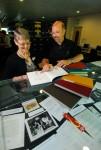 Bruce Howard, Oak Tree Press with Helen Workman