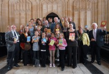 Launch of the Oxford bid to become UNESCO World Book Capital