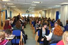 A room full of meetings