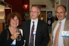 Sheila Lambie, Philip Shaw and Michael Upshall