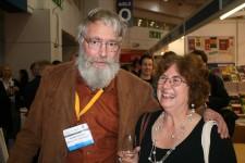 Anthony Watkinson and Sheila Lambie