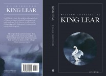 Clemence Lhoste - Cover for 'King Lear'