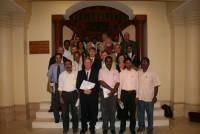 Oxford Brookes Trade Mission Meets Bapasi