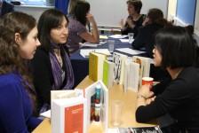 Penguin Press Publicity's Lyndsey Ng meets Brookes students