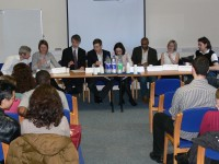 Panel of Alumni chaired by Angus Phillips