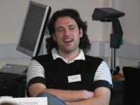 Sam Hutchinson -HarperCollins, Alumnus Panel