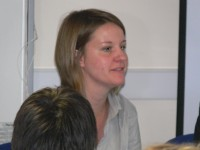 Jill Kovacs – University of the Arts, London, Alumnus Panel