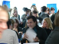 Speed Dating with Industry Representatives